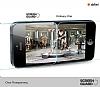 Dafoni Sony Xperia XZ Premium Tempered Glass Premium Cam Ekran Koruyucu - Resim 2