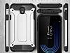 Dafoni Tough Power Samsung Galaxy J7 Pro 2017 Ultra Koruma Siyah Kılıf - Resim 5