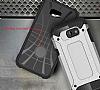 Dafoni Tough Power Asus ZenFone 3 Max ZC553KL Ultra Koruma Siyah Kılıf - Resim 2