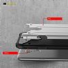 Dafoni Tough Power General Mobile GM 8 Ultra Koruma Kırmızı Kılıf - Resim 2