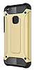 Dafoni Tough Power Huawei P10 Lite Ultra Koruma Gold Kılıf - Resim 6