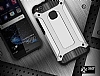 Dafoni Tough Power Huawei P10 Lite Ultra Koruma Siyah Kılıf - Resim 4