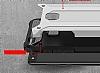 Dafoni Tough Power Huawei P10 Lite Ultra Koruma Siyah Kılıf - Resim 2