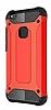 Dafoni Tough Power Huawei P10 Lite Ultra Koruma Kırmızı Kılıf - Resim 6