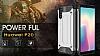 Dafoni Tough Power Huawei P20 Ultra Koruma Gold Kılıf - Resim 3