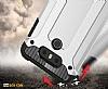 Dafoni Tough Power LG G6 Ultra Koruma Siyah Kılıf - Resim 2