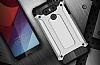 Dafoni Tough Power LG G6 Ultra Koruma Mavi Kılıf - Resim 3