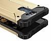 Tough Power LG K8 Ultra Koruma Gold Kılıf - Resim 1
