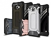 Dafoni Tough Power Samsung Galaxy C5 Pro Ultra Koruma Gold Kılıf - Resim 5