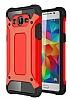 Tough Power Samsung Galaxy Grand Prime / Prime Plus Ultra Koruma Kırmızı Kılıf