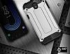 Dafoni Tough Power Samsung Galaxy J5 Pro 2017 Ultra Koruma Gold Kılıf - Resim 3