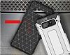 Dafoni Tough Power Samsung Galaxy Note 8 Ultra Koruma Siyah Kılıf - Resim 4