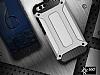 Dafoni Tough Power Xiaomi Mi 6 Ultra Koruma Siyah Kılıf - Resim 1