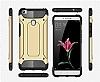 Dafoni Tough Power Xiaomi Mi Max 2 Ultra Koruma Rose Gold Kılıf - Resim 1