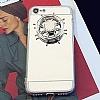 Dümen Metal Silver Yüzük Telefon Tutucu - Resim 1