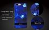 DZGOGO iPhone 7 Plus / 8 Plus Silikon Kenarlı Mavi Rubber Kılıf - Resim 8