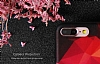 DZGOGO iPhone 7 Silikon Kenarlı Kırmızı Rubber Kılıf - Resim 3