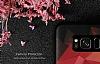 DZGOGO Samsung Galaxy S8 Plus Silikon Kenarlı Mavi Rubber Kılıf - Resim 3
