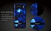 DZGOGO Samsung Galaxy S8 Plus Silikon Kenarlı Mavi Rubber Kılıf - Resim 1