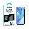 Eiroo Oppo A74 4G Tempered Glass Cam Ekran Koruyucu
