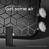 Eiroo Air Carbon iPhone 7 / 8 Ultra İnce Rubber Kılıf - Resim 6