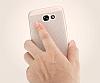 Eiroo Air To Dot Huawei P10 Lite Delikli Lacivert Rubber Kılıf - Resim 3