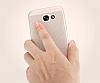 Eiroo Air To Dot Lenovo Vibe K5 Note Delikli Koyu Gri Rubber Kılıf - Resim 2