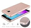 Eiroo Air To Dot Samsung Galaxy A7 2016 Delikli Kırmızı Rubber Kılıf - Resim 6