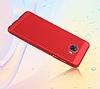 Eiroo Air to Dot Samsung Galaxy C5 Pro Delikli Mor Rubber Kılıf - Resim 1