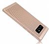 Eiroo Air To Dot Samsung Galaxy Note 8 Delikli Mor Rubber Kılıf - Resim 3