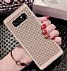 Eiroo Air To Dot Samsung Galaxy Note 8 Delikli Mor Rubber Kılıf - Resim 6