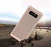 Eiroo Air To Dot Samsung Galaxy Note 8 Delikli Mor Rubber Kılıf - Resim 5