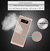 Eiroo Air To Dot Samsung Galaxy Note 8 Delikli Lacivert Rubber Kılıf - Resim 4