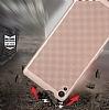 Eiroo Air To Dot Sony Xperia XA1 Delikli Kırmızı Rubber Kılıf - Resim 4