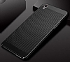Eiroo Air To Dot Sony Xperia XA Ultra Delikli Lacivert Rubber Kılıf - Resim 3