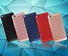 Eiroo Air To Dot Xiaomi Mi 5s Delikli Kırmızı Rubber Kılıf - Resim 4