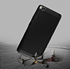 Eiroo Air To Dot Xiaomi Mi 5s Delikli Kırmızı Rubber Kılıf - Resim 2