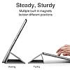 Eiroo Apple iPad Pro 10.5 Slim Cover Gri Kılıf - Resim 4