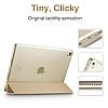 Eiroo Apple iPad Pro 10.5 Slim Cover Gold Kılıf - Resim 2