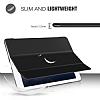 Eiroo Apple iPad Pro 10.5 Slim Cover Siyah Kılıf - Resim 4