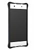 Eiroo Armored Bug Sony Xperia XA1 Standlı Ultra Koruma Gold Kılıf - Resim 4