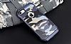 Eiroo Army iPhone 7 / 8 Ultra Koruma Lacivert Kılıf - Resim 10