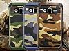 Eiroo Army Samsung Galaxy J3 Ultra Koruma Kahverengi Kılıf - Resim 1