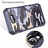 Eiroo Army Samsung Galaxy J7 Prime Ultra Koruma Yeşil Kılıf - Resim 3