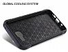 Eiroo Army Samsung Galaxy J7 Pro 2017 Ultra Koruma Kahverengi Kılıf - Resim 1