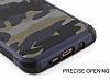Eiroo Army Samsung Galaxy J7 Pro 2017 Ultra Koruma Kahverengi Kılıf - Resim 4
