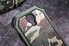 Eiroo Army Samsung Galaxy S4 Ultra Koruma Yeşil Kılıf - Resim 1