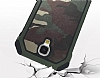 Eiroo Army Samsung Galaxy S4 Ultra Koruma Yeşil Kılıf - Resim 2