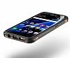 Eiroo Army Samsung Galaxy S7 Edge Ultra Koruma Kahverengi Kılıf - Resim 6