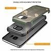 Eiroo Army Samsung Galaxy S7 Edge Ultra Koruma Yeşil Kılıf - Resim 1